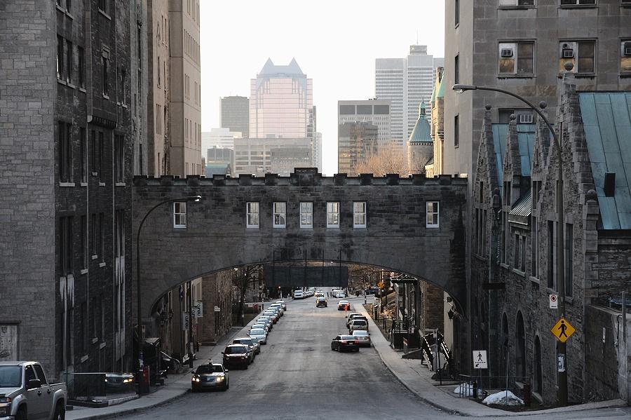 Montreal Mcgill Ghetto Redpath Crescent Golden Square